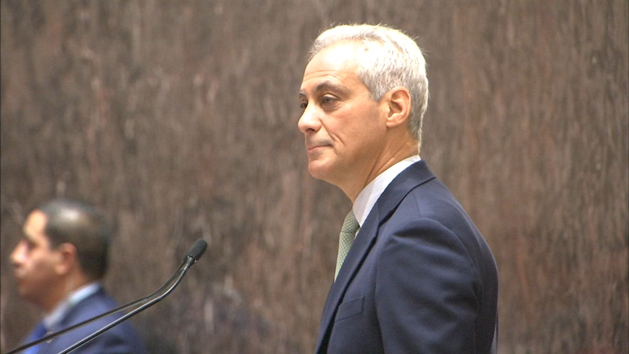 Chicago Mayor Rahm Emanuel unveiled Wednesday his 2019 budget proposal, which includes no plans to raise taxes, fines or fees.