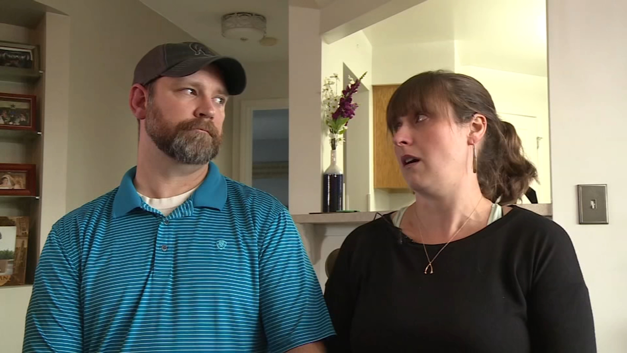 A Michigan woman claims a pharmacist denied her medicine while she was having a miscarriage.