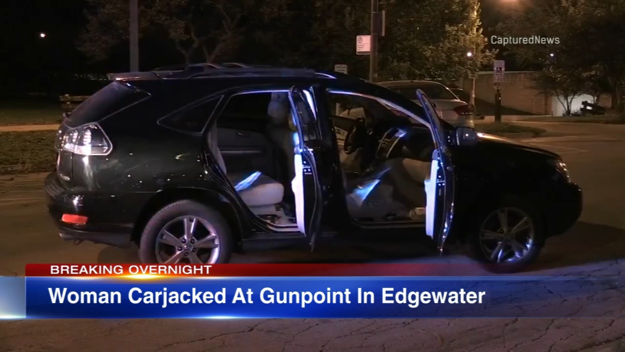 Five people have beena rrested after a carjacking in EDgewater Thursday morning.