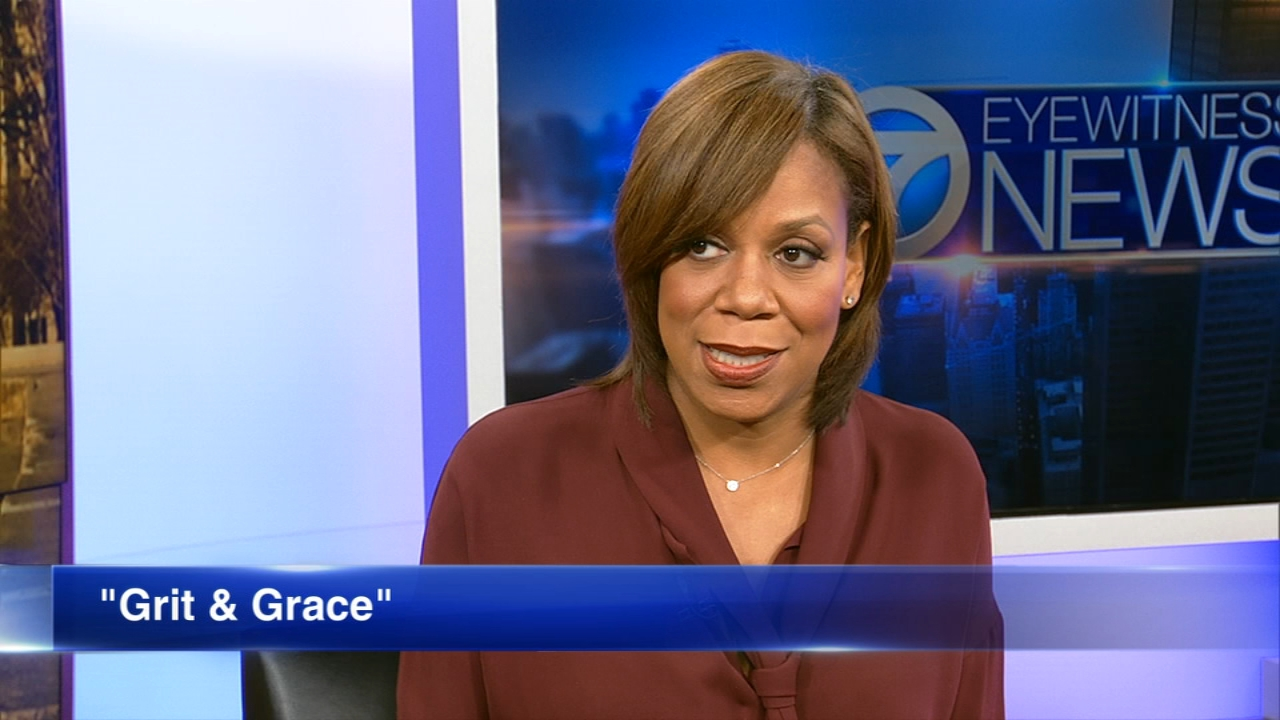 Cheryle Jackson joined ABC7 News at 11 to talk about Grit and Grace, a professional and personal development resource to help women, advocate for themselves and take better care of