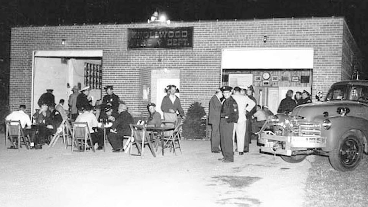 The Knollwood Fire Department was formed right after World War II by returning veterans.