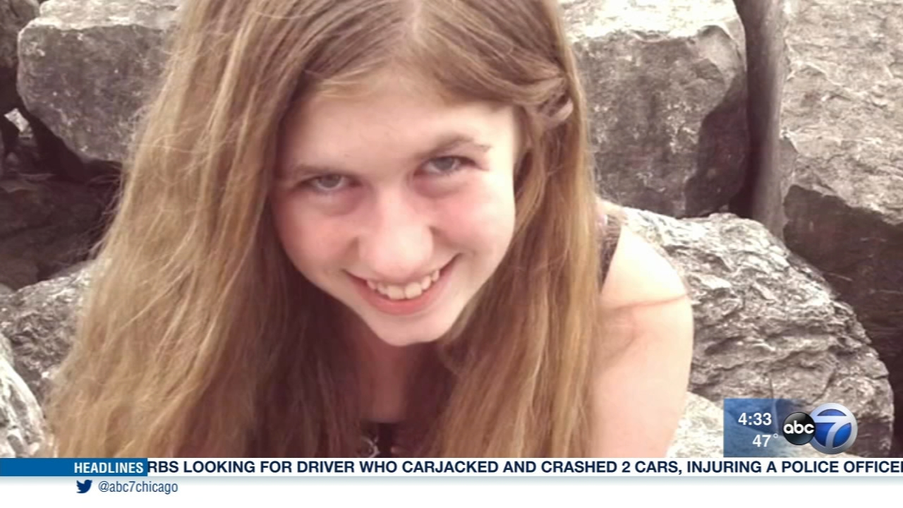 Volunteers joined the search to find a Wisconsin teenager who has gone missing after her parents were found dead.