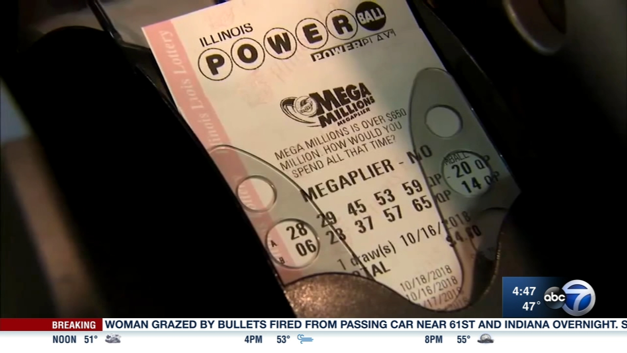 Lottery fever is on across the country.