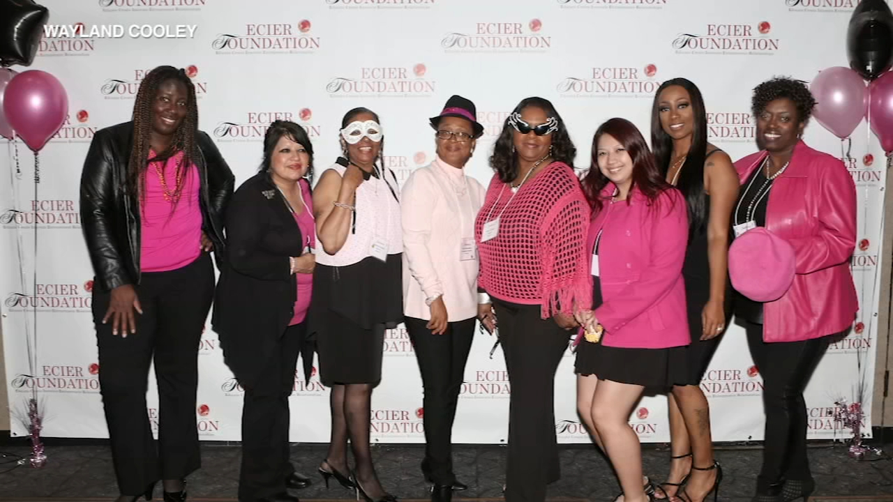October is Breast Cancer Awareness month and The ECIER Foundation wants to do something special for survivors. Its called A Night of Jubilation and its taking place on Friday, Oc