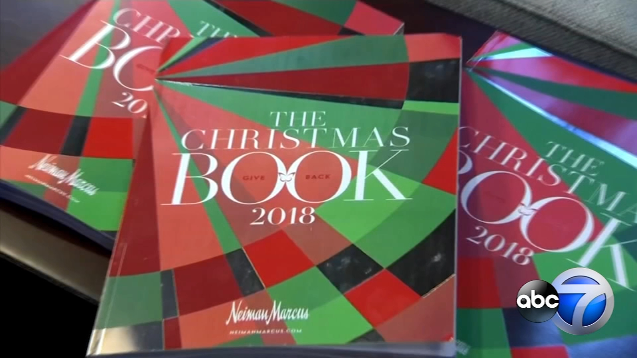 Neiman Marcus is out with its annual fantasy holiday gift catalog.