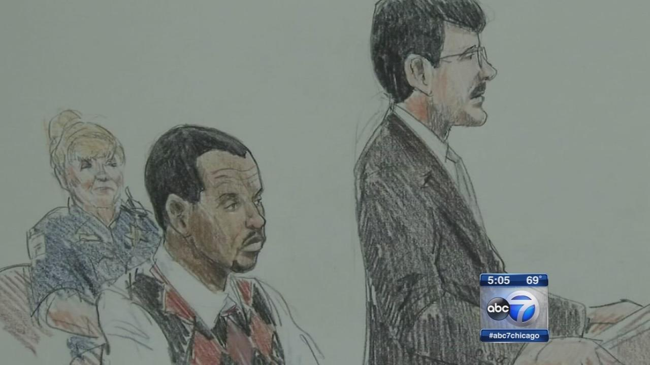 Trial begins in 2006 Metra cop murder