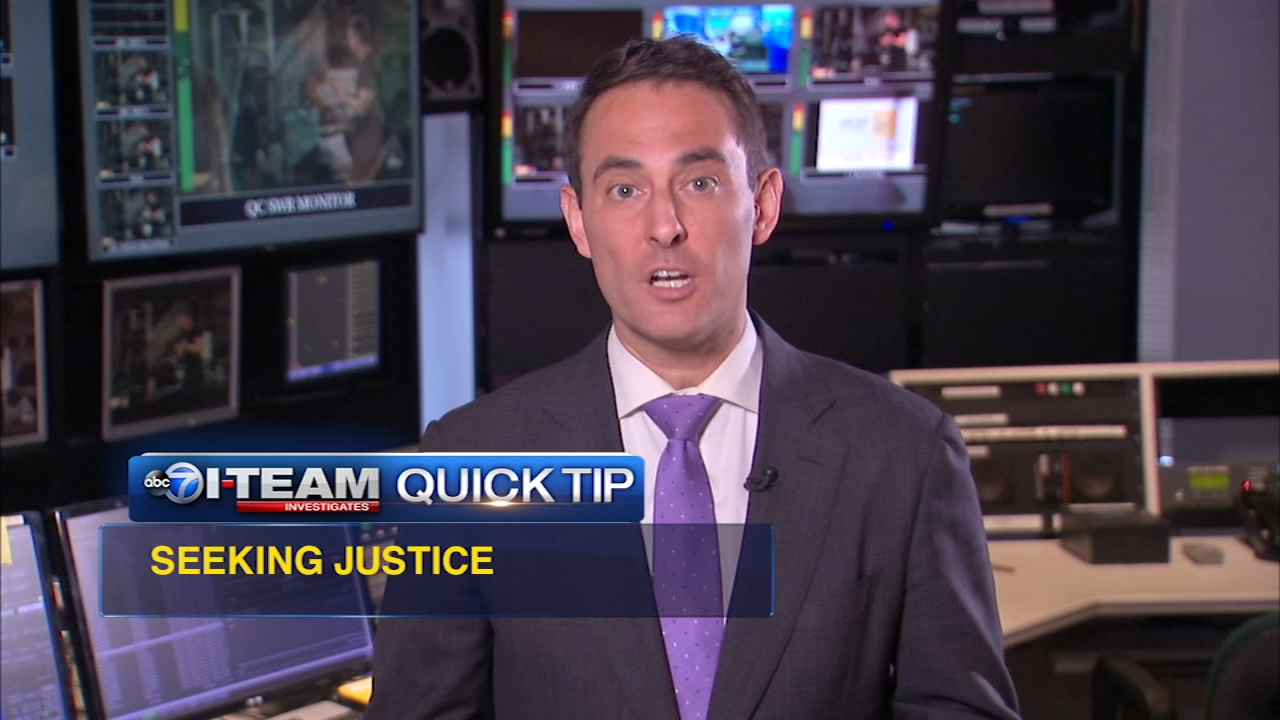 Jason Knowles and the ABC7 I-Team have advice on how you can seek justice if you think you have been ripped-off by a company.