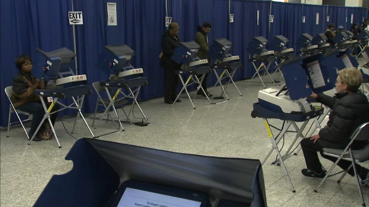 Sunday is the last day in Illinois for online voter registration before the midterm elections.