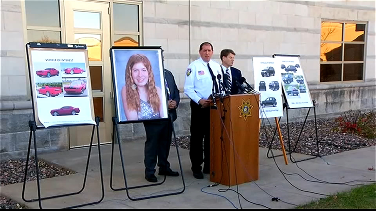 Investigators searching for Jayme Closs, a Wisconsin girl whose parents were gunned down in their home, are asking for help tracking down two vehicles.