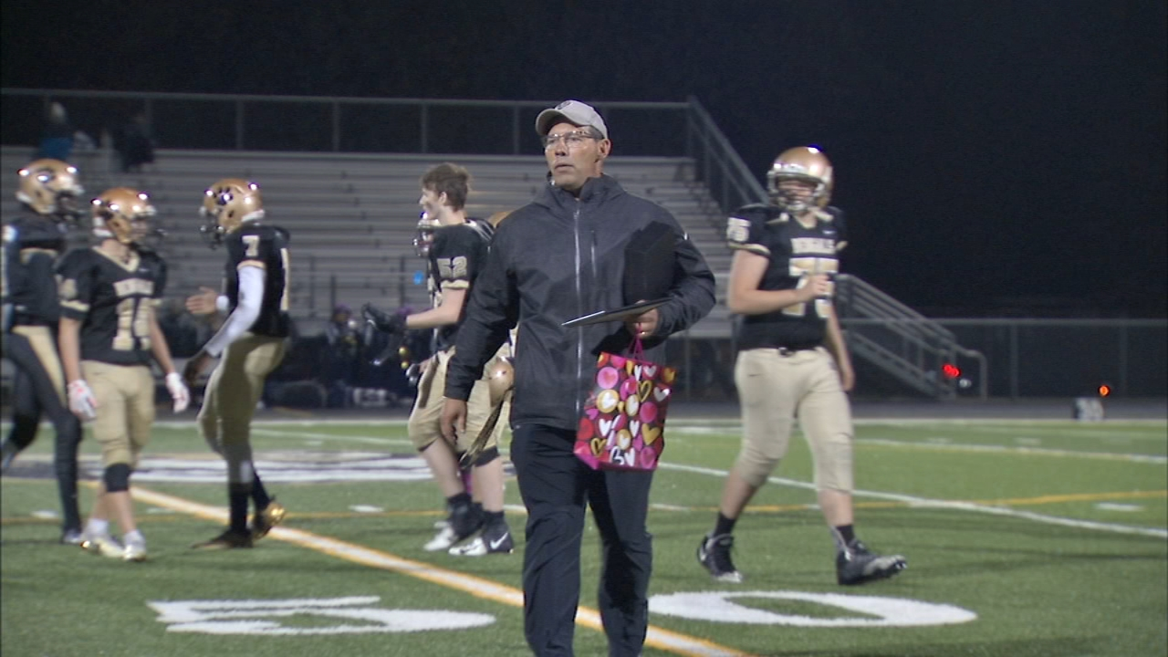 On Friday Oak Forest head football coach Brian McDonough coached his last game after 22 seasons for the Raiders.