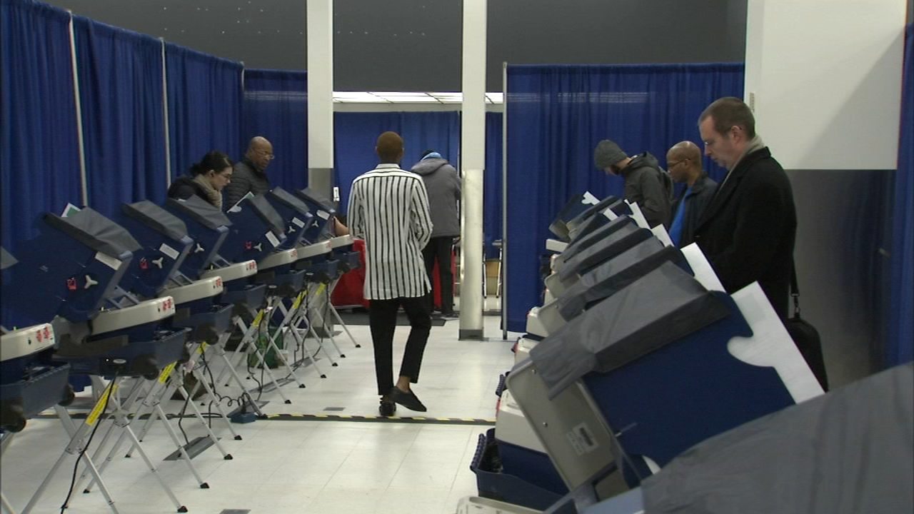 Starting Monday, you can now find early voting at a lot more locations around our area.