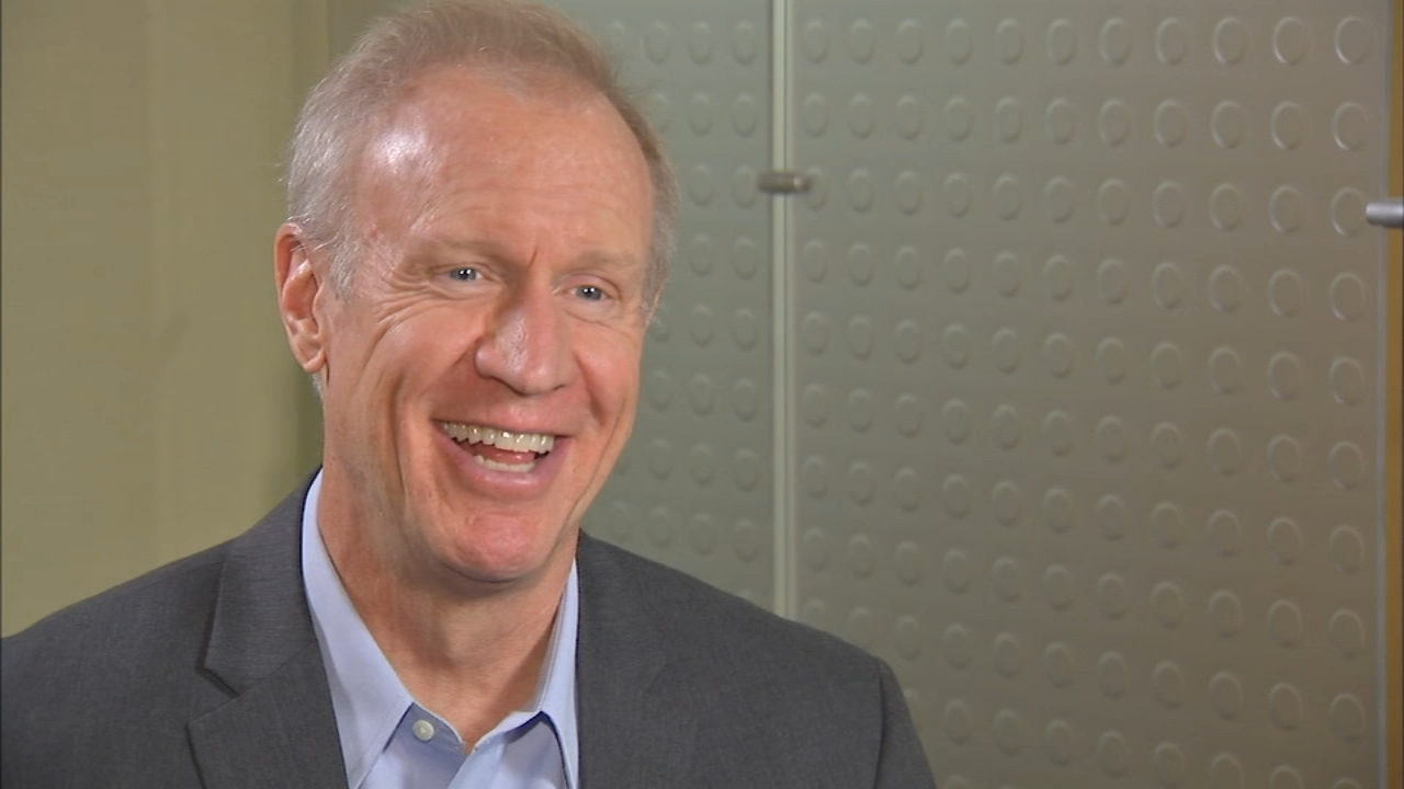 With the election just two weeks from Tuesday, Governor Bruce Rauner continues to walk the President Trump tightrope. On Monday the governor sat down for an exclusive one-on-one in