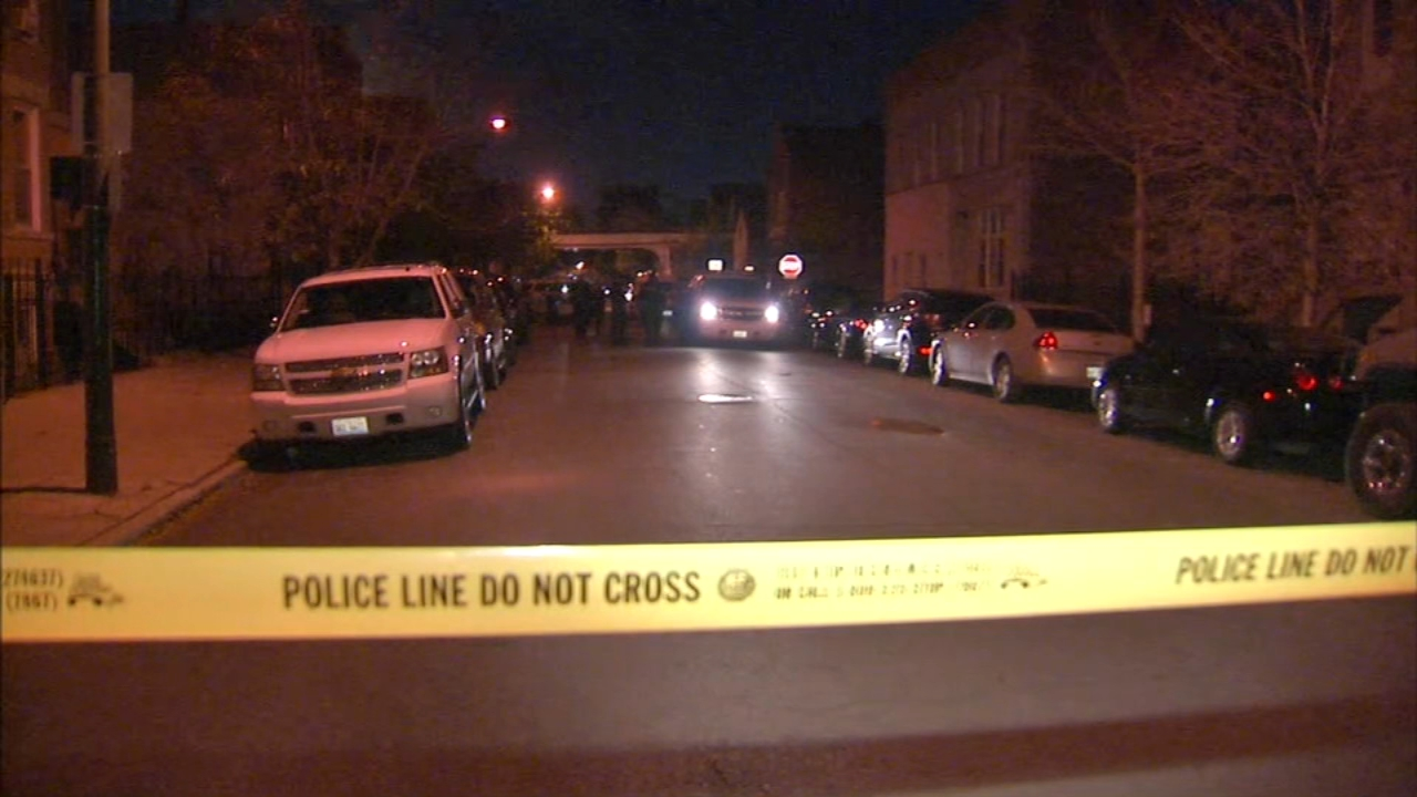 Man shot while walking toward car in the Heart of Chicago Monday morning, police said.