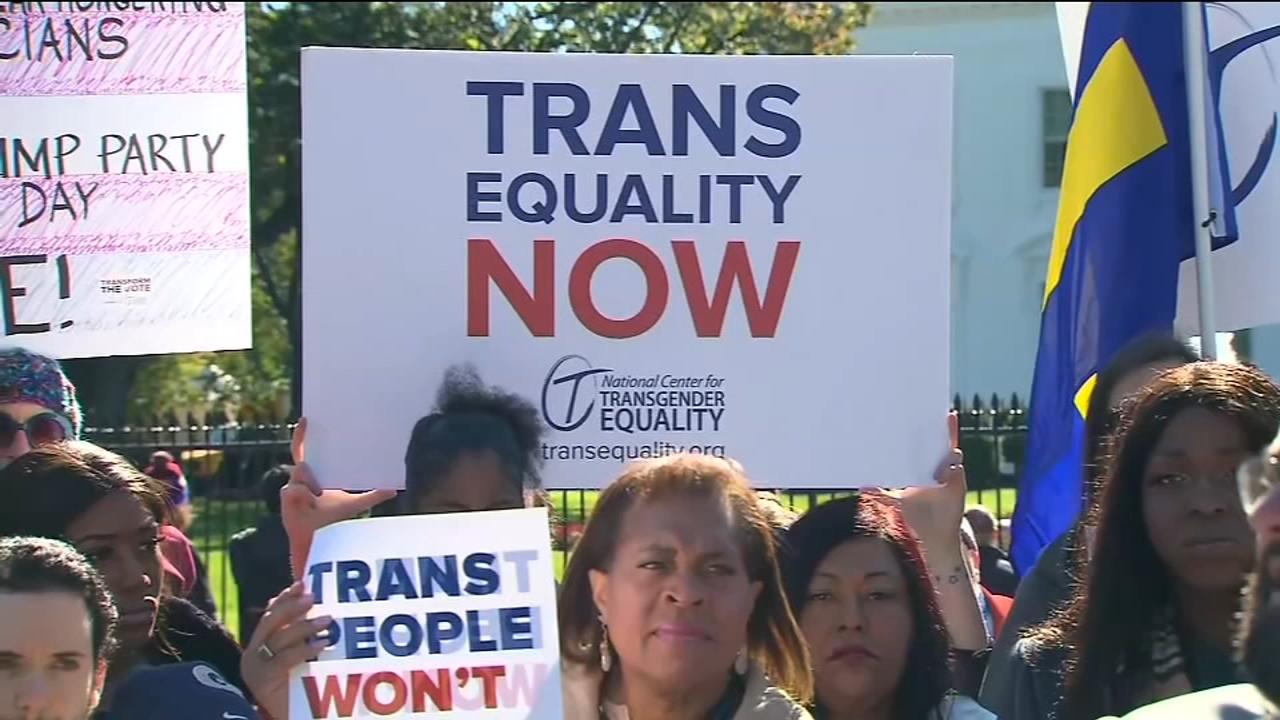Local advocates and members of the transgender community sounded an alarm Monday after reports that the Trump administration plans to redefine gender.