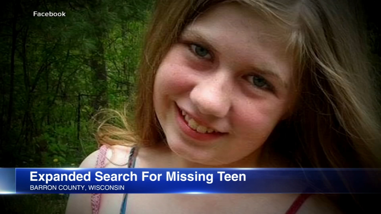 The Barron County sheriff asked for volunteers and he got more than 2,000 of them to help find missing teenager Jayme Closs.