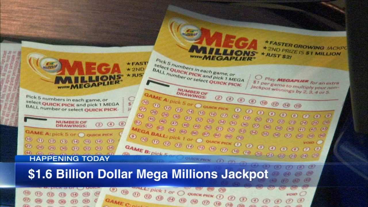 People are snapping up tickets for Tuesday night's Mega Millions jackpot drawing.