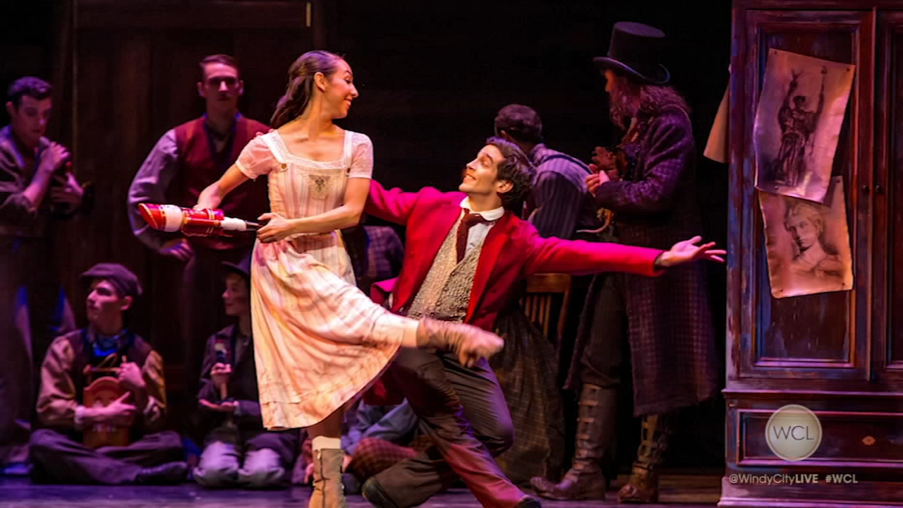 A holiday tradition is seeing The Nutcracker by the Joffrey Ballet - but this year theres a new twist.