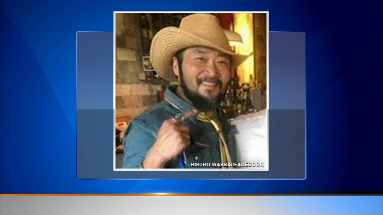 The search for the gunman who killed a suburban restaurant owner in Chicago continued Friday.