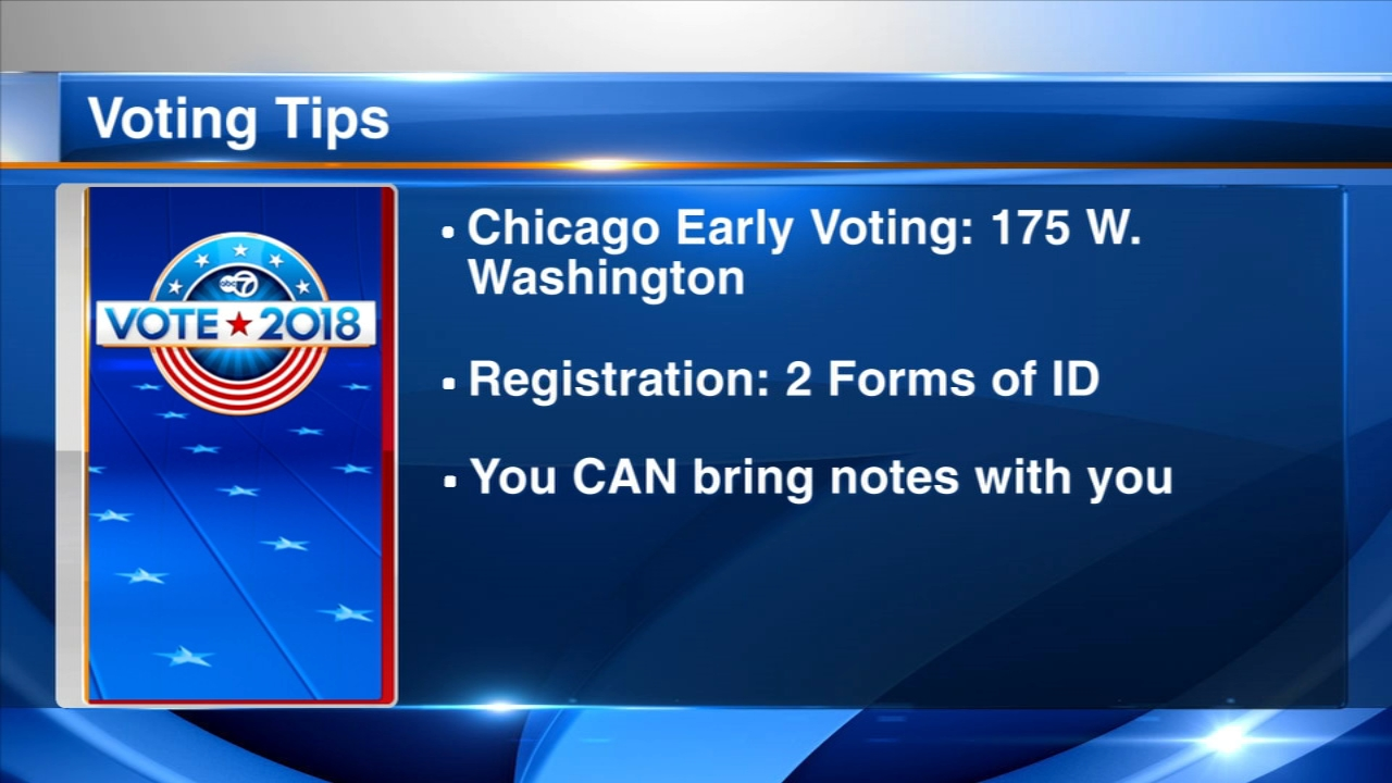 The midterm election is less than two weeks away.  The Better Government Association is joining ABC7 to make sure you have all your questions answered before heading to the polls.