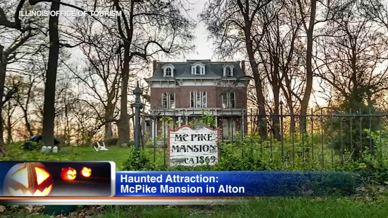 With Halloween right around the corner, now is a good time to get spooked by Illinois alleged haunted history.