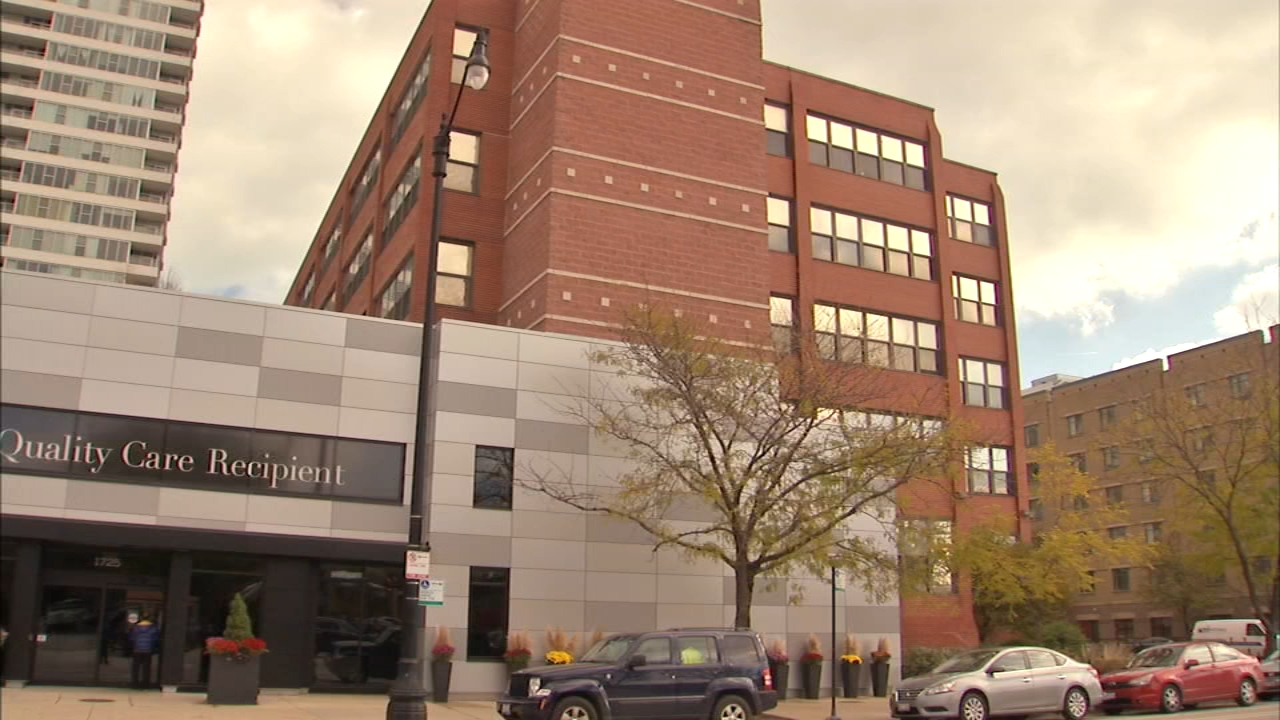 Warren Barr South Loop nursing home in Chicago is the site of one of two Legionnaires disease clusters.