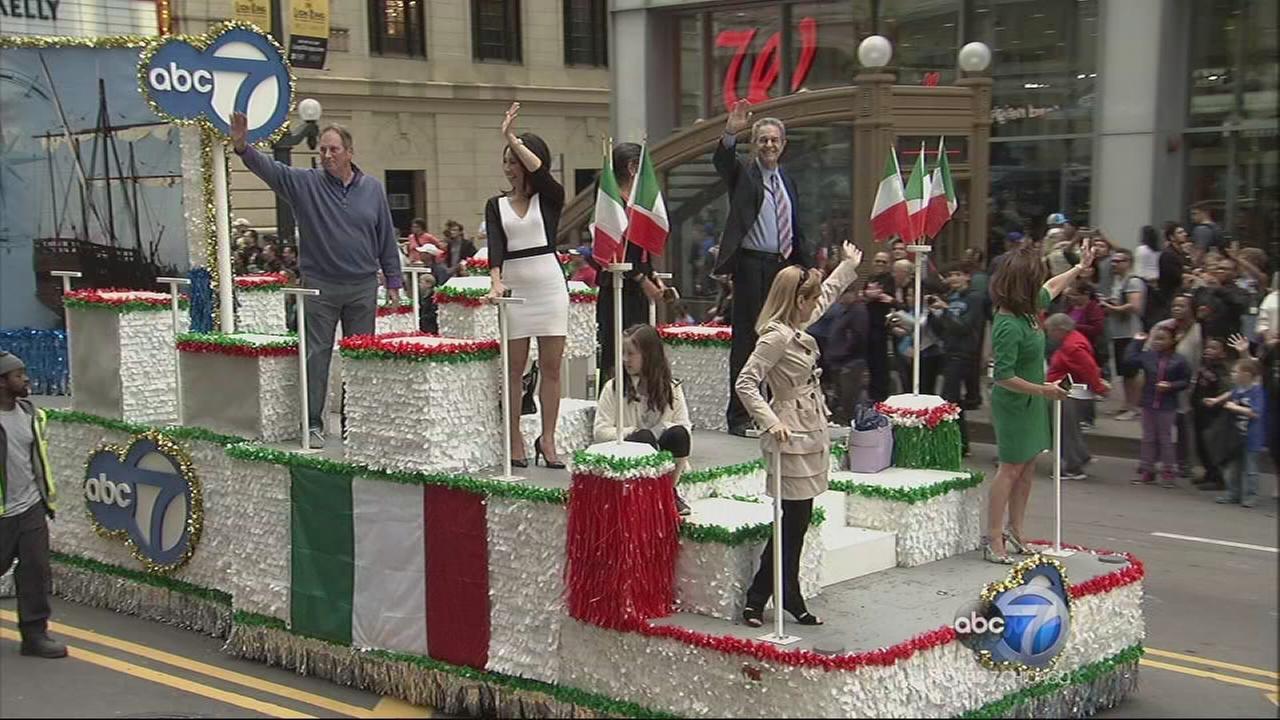 Chicago Columbus Day Parade - Part 2