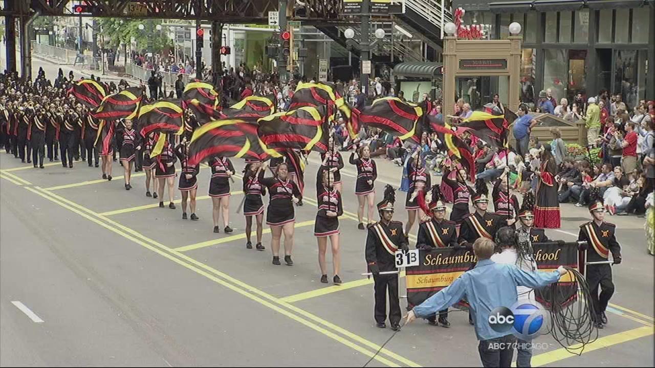 Chicago Columbus Day Parade - Part 5
