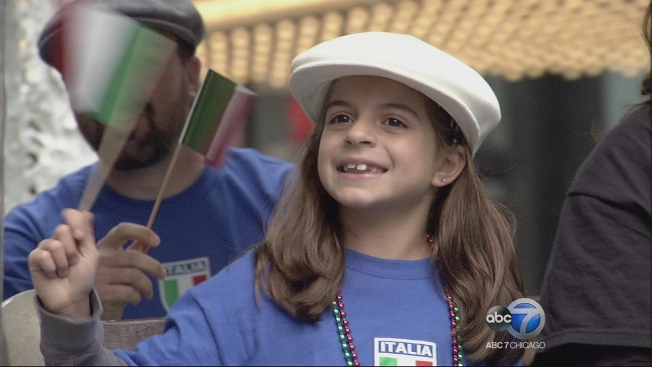 Chicago Columbus Day Parade - Part 6