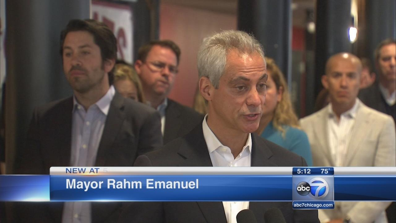 Emanuel talks about Byrd Bennett