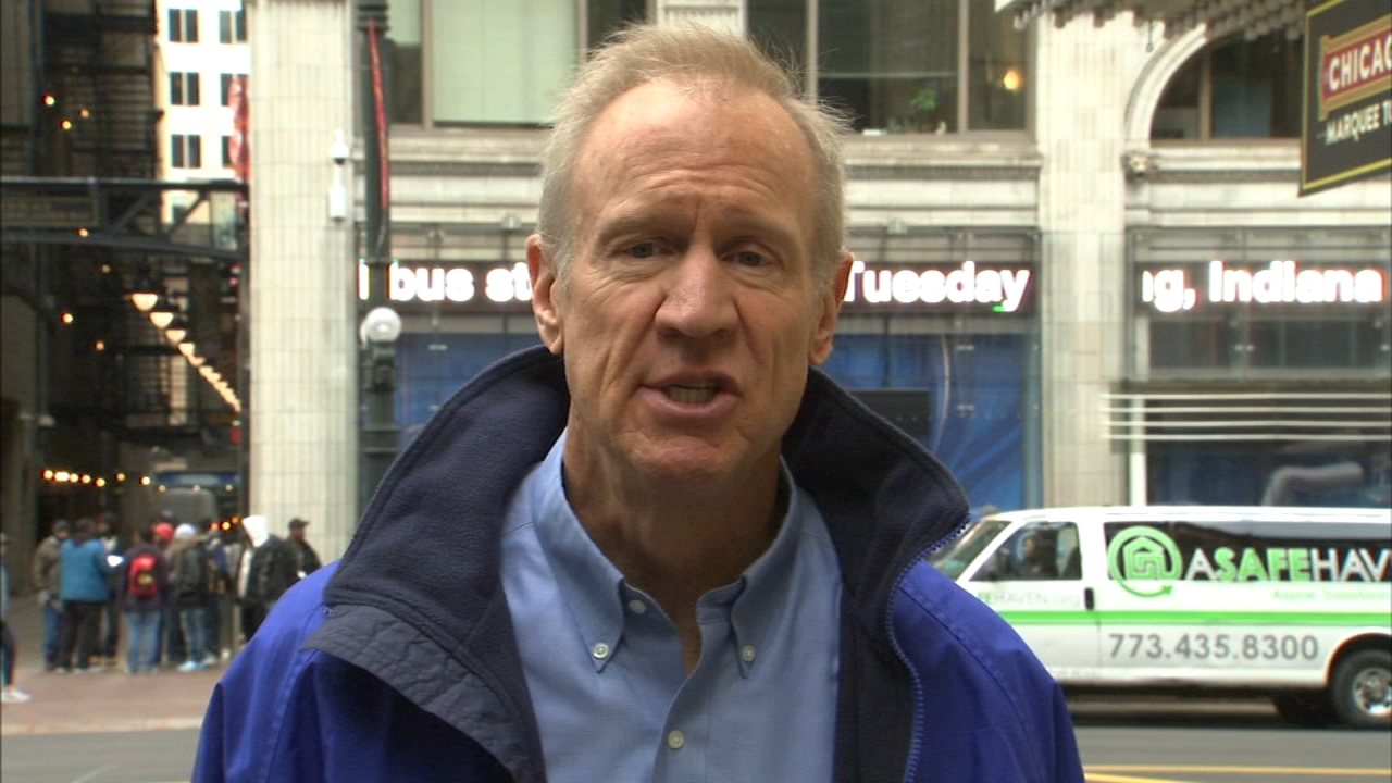 Governor Bruce Rauner is out with a new attack ad targeting Democratic challenger J-B Pritzker. In it Rauner taps union workers his new ad to bash JB Pritzker, this time with name-
