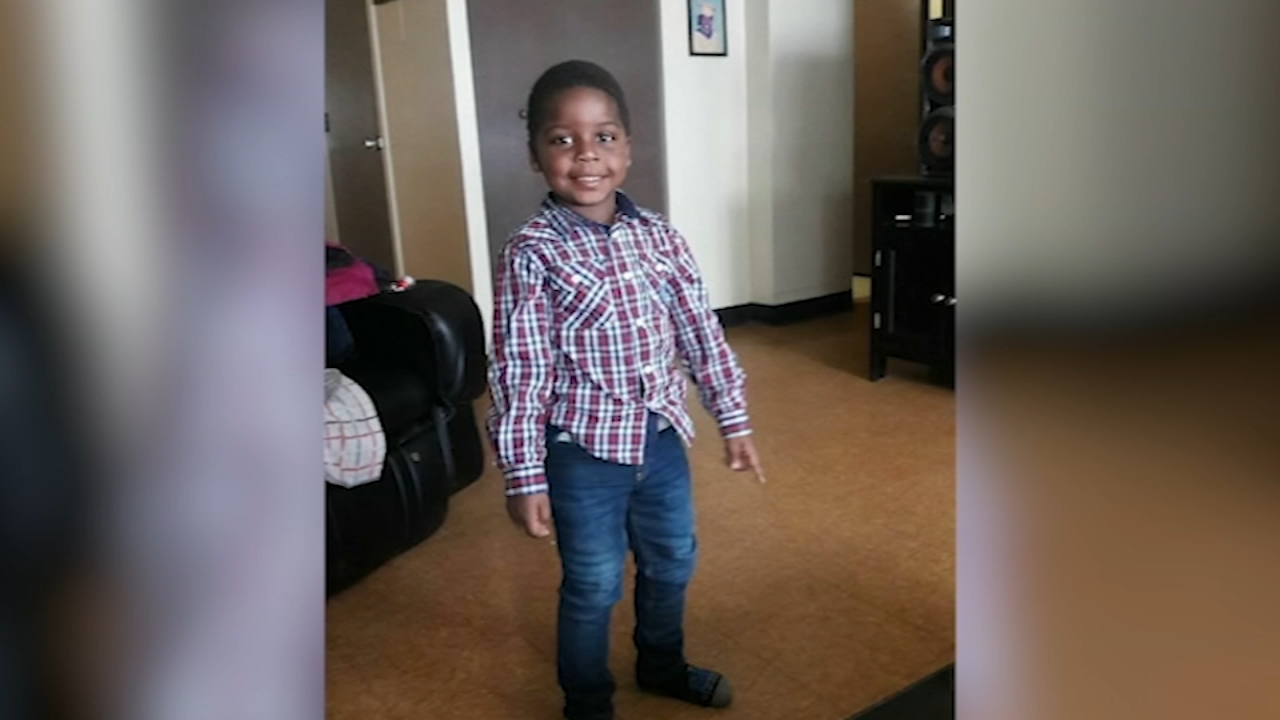 Darnell Gray, 4, was found dead Tuesday in Jefferson City, Missouri. His fathers ex-girlfriend was charged in the boys death.