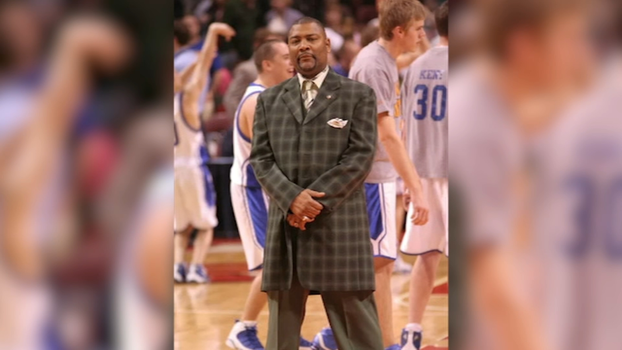 Lewis Thorpe was a well-known and respected North Lawndale Prep basketball coach.