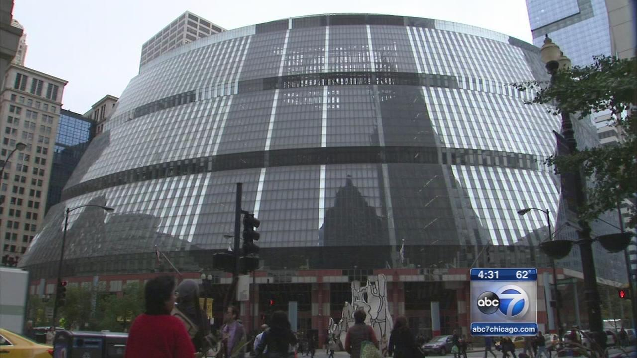 Rauner wants to sell Thompson Center