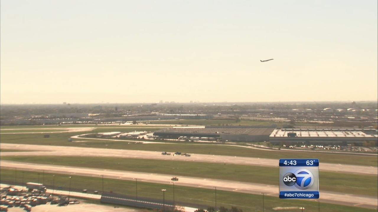New OHare tower, runway to open