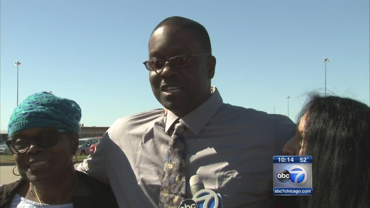 Man freed from prison 25 years after alleged forced confession