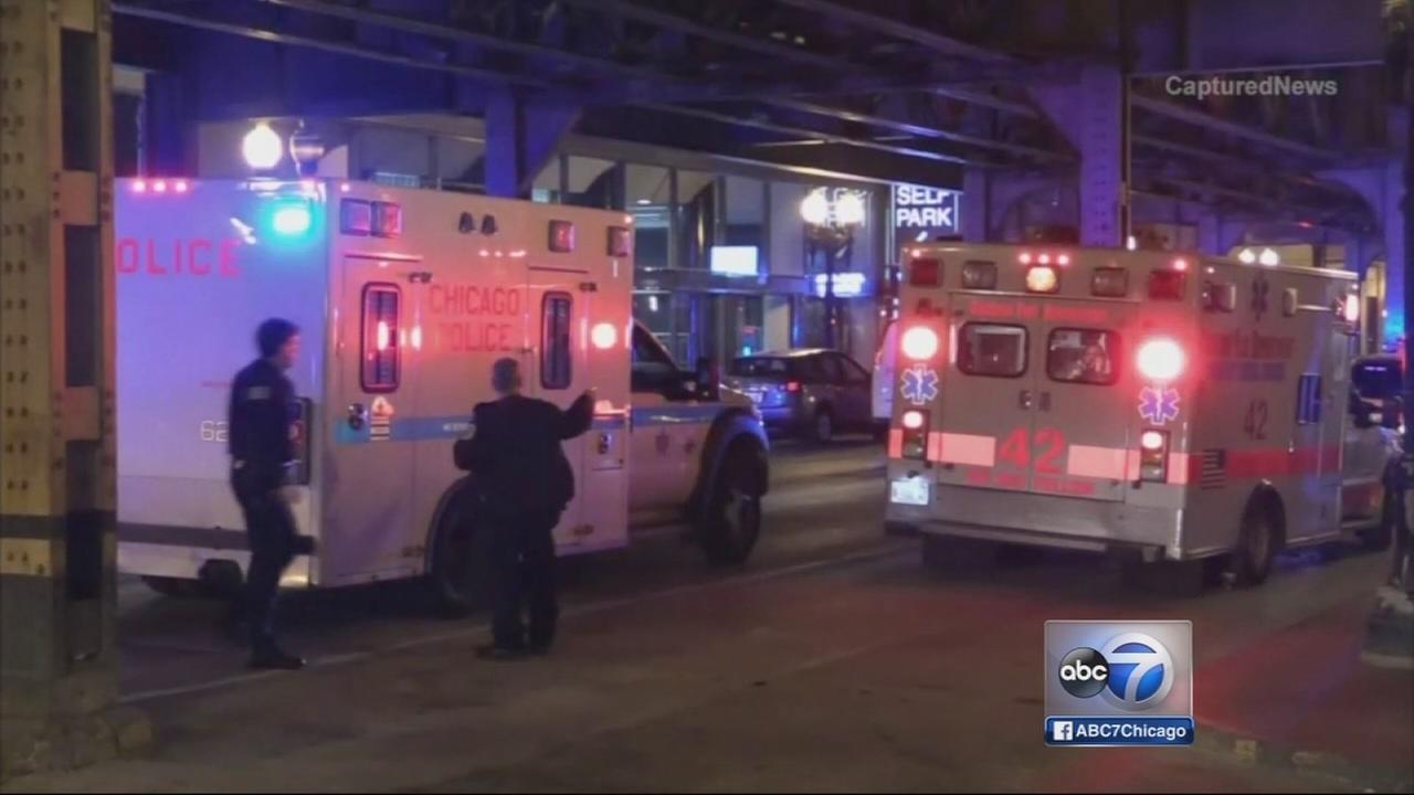 Woman attacked at CTA station