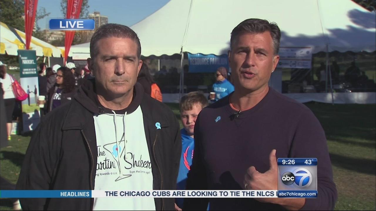 Moving Day Chicago battles Parkinsons disease