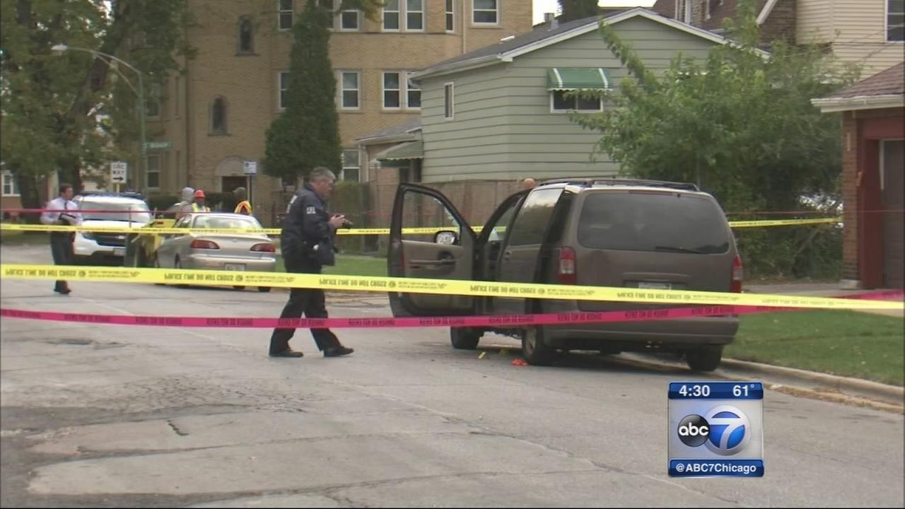 City worker shot in face while on job