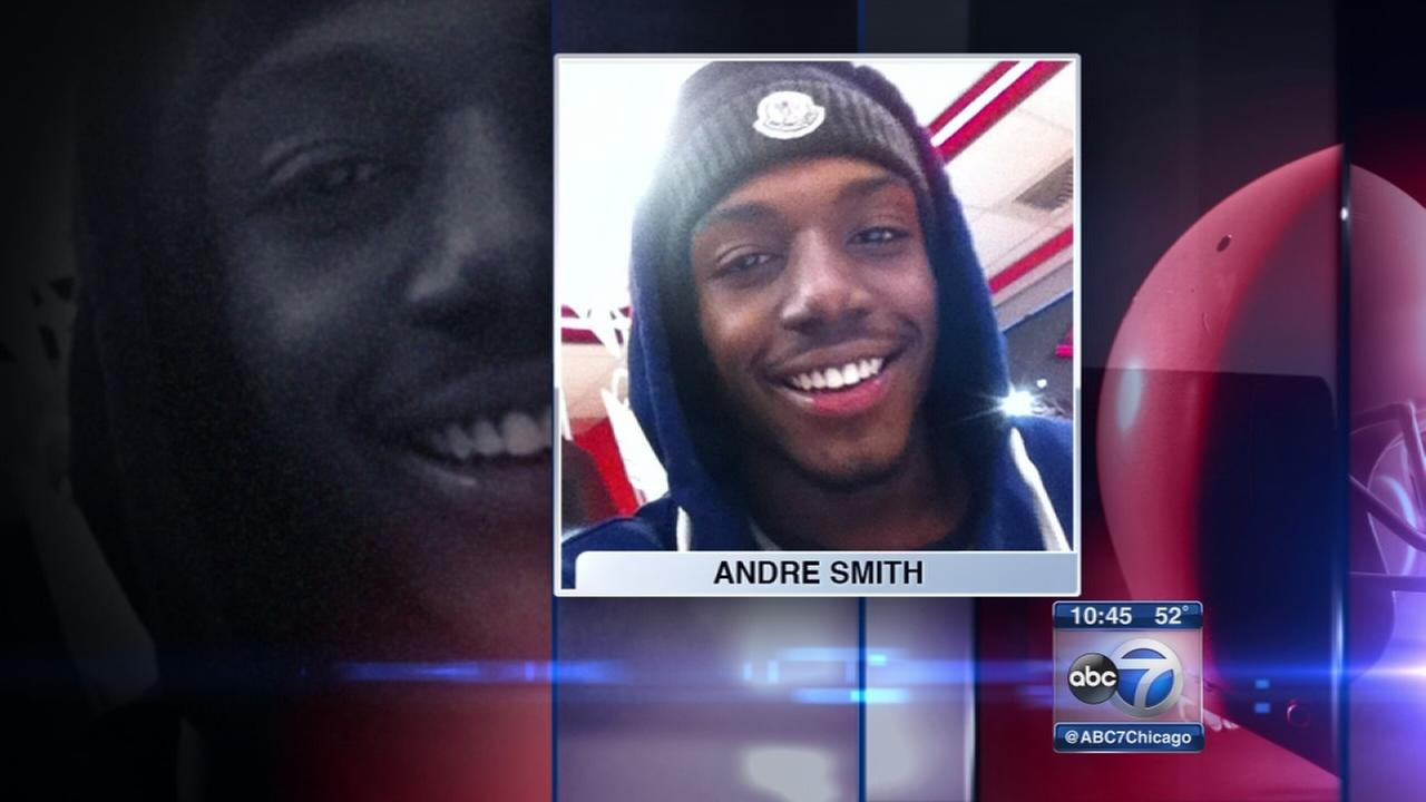 H.S. football players death caused by blunt force  head injuries during game