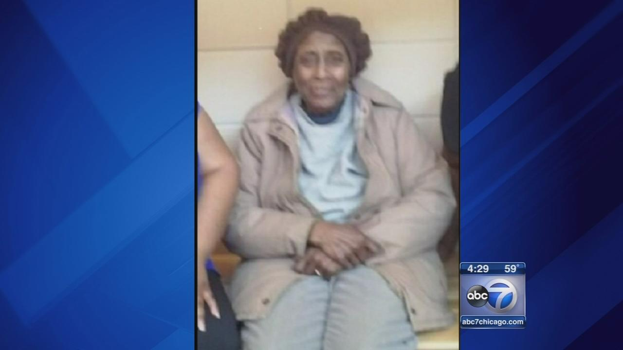 Woman, 89, stabbed, set on fire