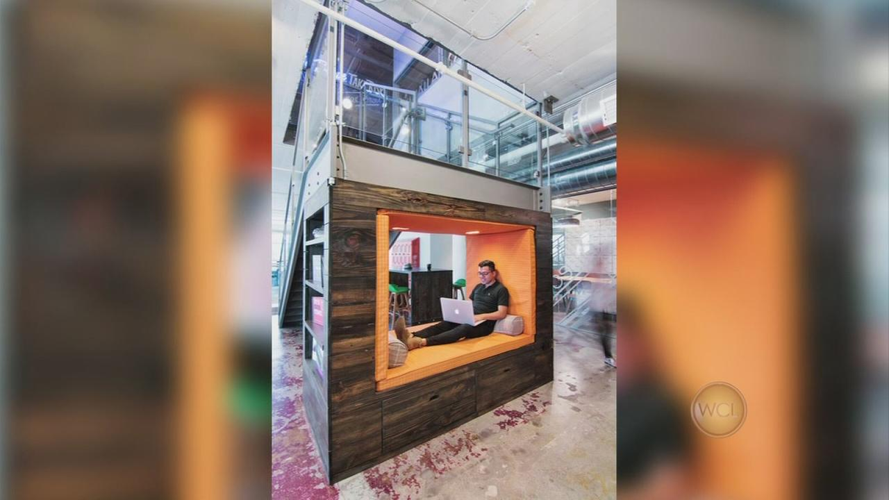 Coolest offices in Chicago