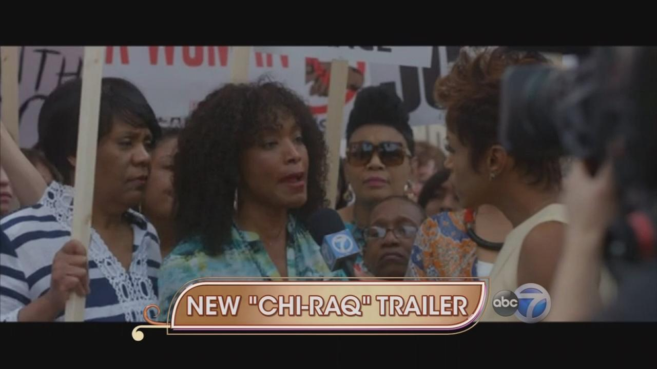 Spike Lee speaks to criticism of Chiraq trailer