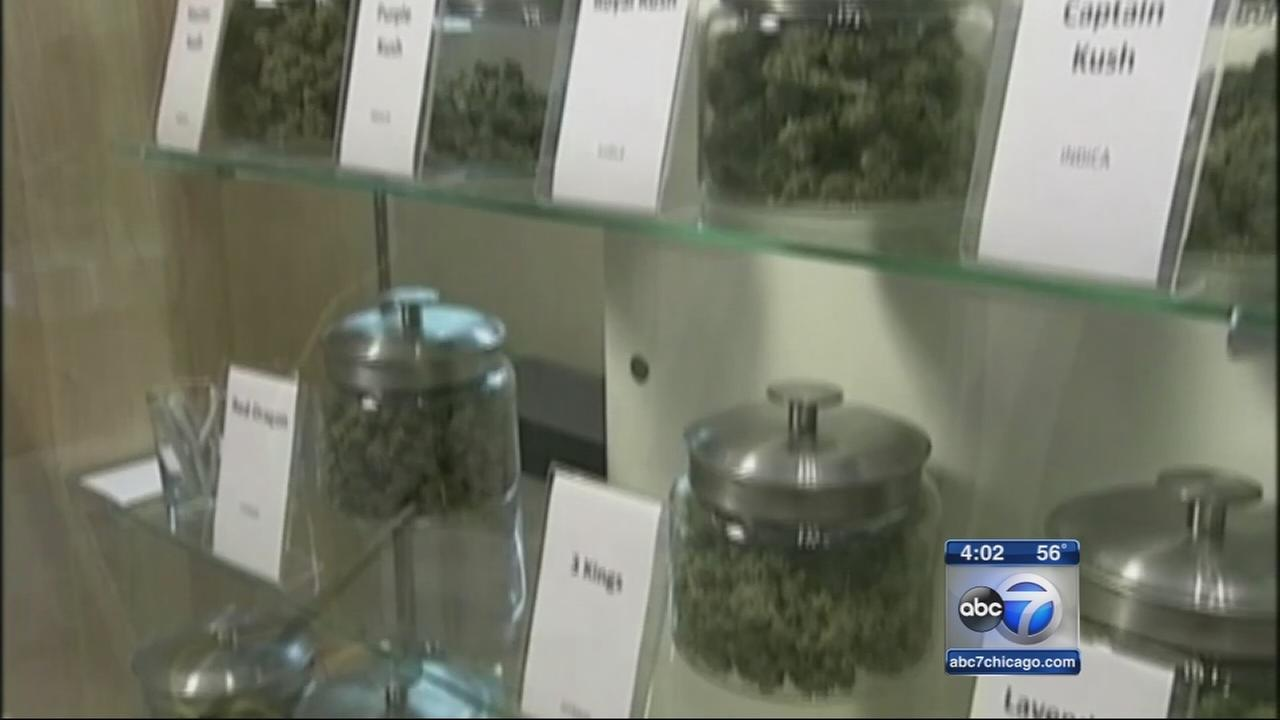 Medical marijuana for sale in IL