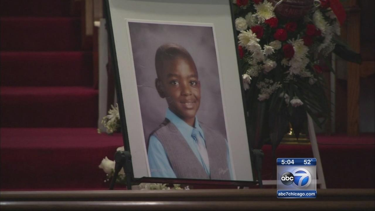 Visitation held for Tyshawn Lee