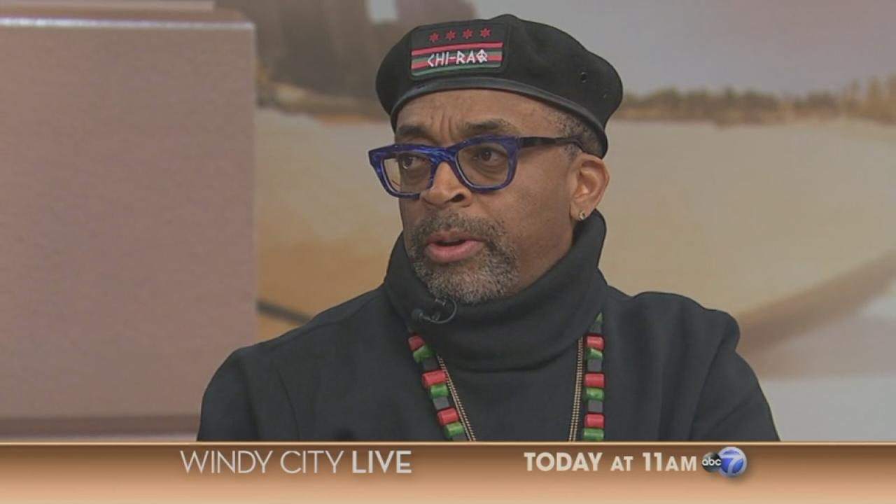 Spike Lee talks Chi-Raq in WCL exclusive interview