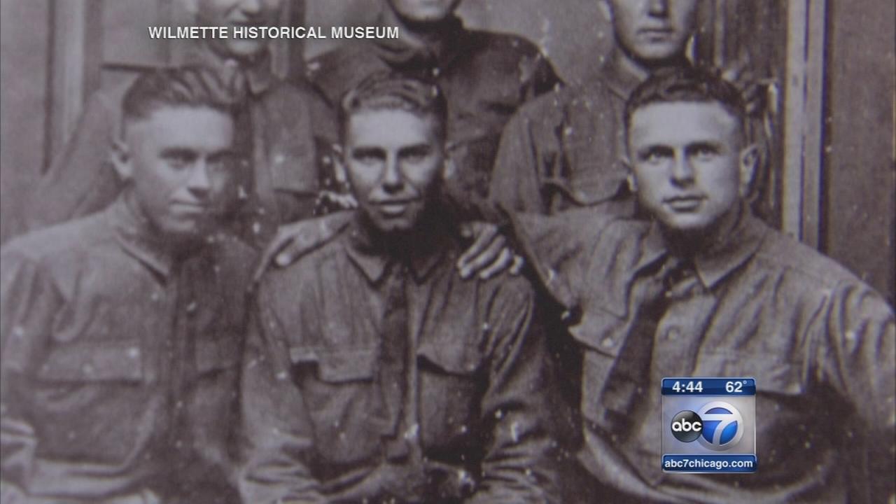 Growing memorial for veterans