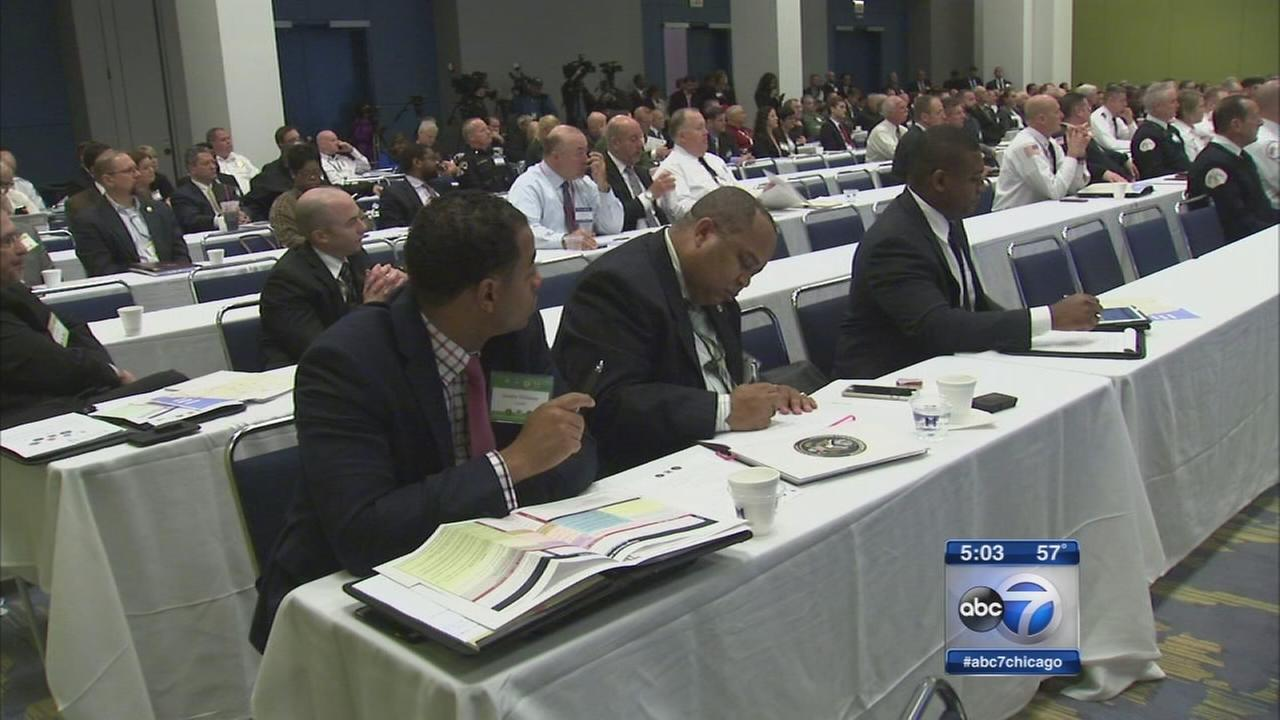 Counter-terrorism experts meet in Chicago