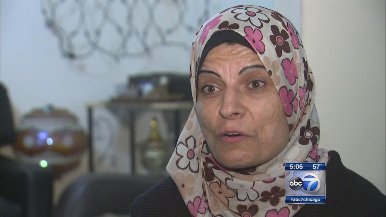 Syrian refugees settle in Chicago
