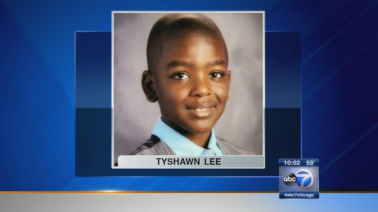 Person questioned in 9-year-olds slaying jailed