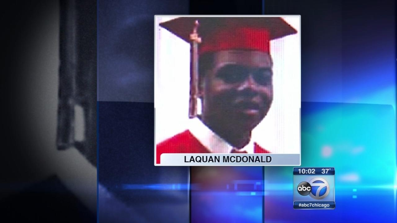laquan mcdonald video